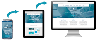 responsive website responsive design