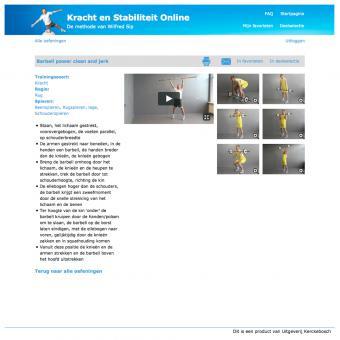 Drupal applicatie webapplicatie