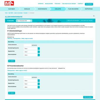 Webapplicatie, Drupal website, webtool