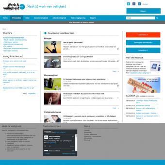 Drupal responsive abonnementen website