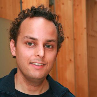 Drupal back-end developer Youri van Koppen
