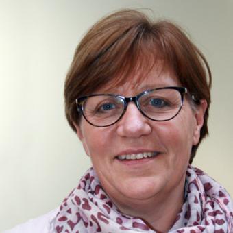 Projectbegeleider Hetty Benninga